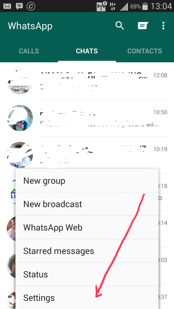 How to Disable Whatsapp Auto Download of Images and Videos