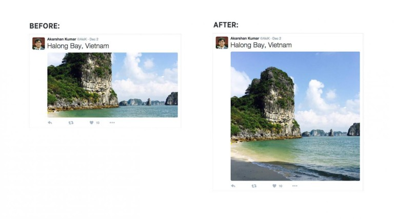 Twitter Unveils New Look For Pictures