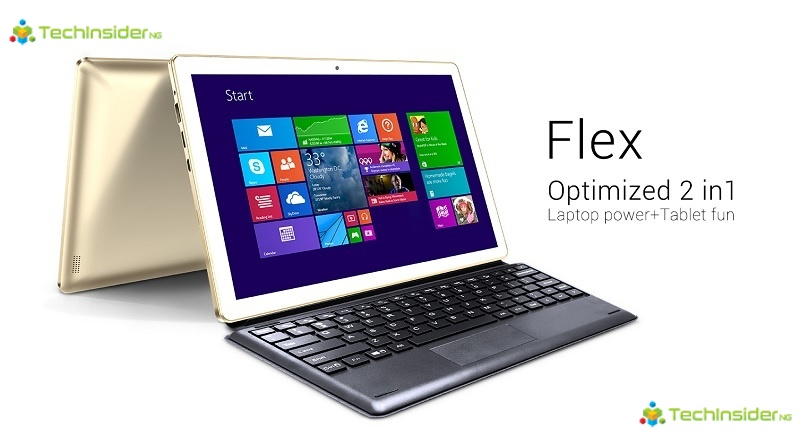 Innjoo Flex - The 2in1 OS Tablet & Hybrid PC