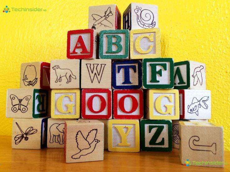 Google Officially Rebrands as Alphabet