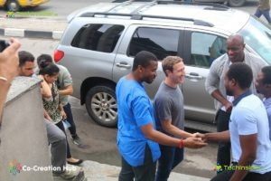 [Photos] Mark Zuckerberg Visits Nigeria