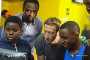Facebook CEO; Mark Zuckerberg visits Nigeria